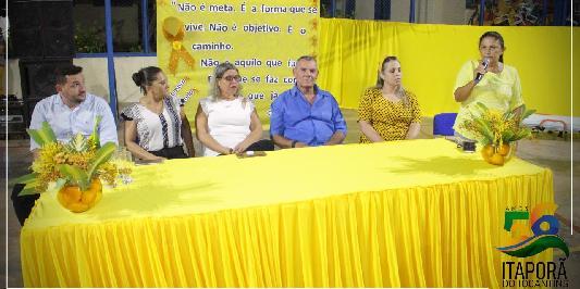 """I MOMENTO PELA VALORIZAÇÃO DA VIDA """"setembro amarelo"""""""