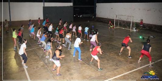 2º ZUMBÃO - ACADEMIA DA SAÚDE