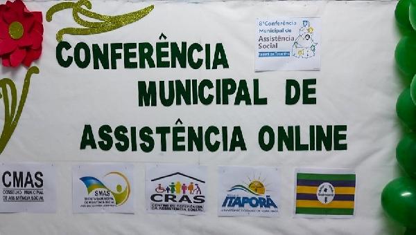 8° CONFERÊNCIA MUNICIPAL DE ASSISTÊNCIA SOCIAL
