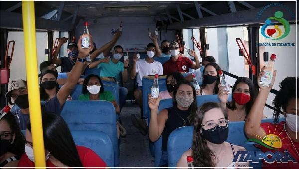 ORIENTAÇÕES AOS ACADÊMICOS DO MUNICÍPIO NO RETORNO ÀS AULAS PRESENCIAIS EM GUARAÍ