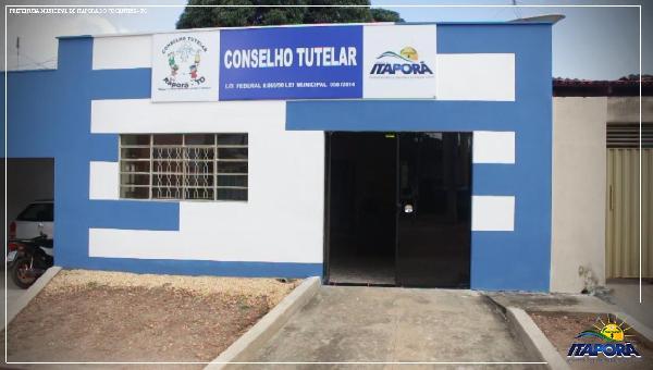 REFORMA DO PRÉDIO DO CONSELHO TUTELAR