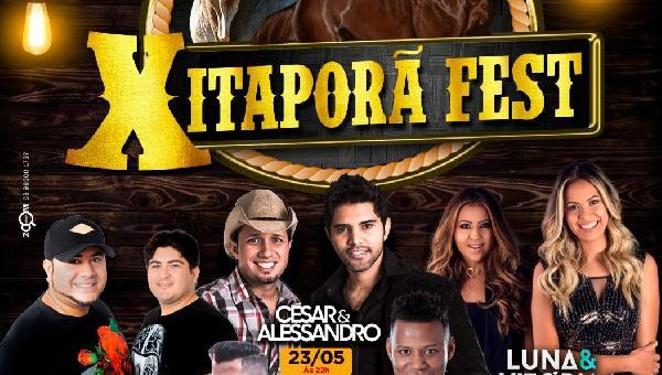 X ITAPORÃ FEST